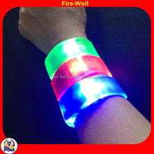 China Wholesale Balance Bracelet LED Wristband With Remote Control Manufacturer Suppler Wholesale Balance Bracelet