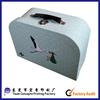 Custom promotion children paper suitcase box luggage box