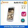 smart bluetooth phone 5 inch capacity touch screen no brand mobile phone