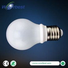 E27 LED Light Bulb Big Optics Cover Aluminum Body 220V Lamp 3W-12W 360 Degree