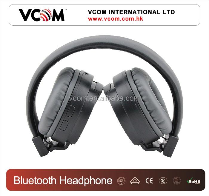 2016 Yeni Tasarım Yüksek Kalite Bluetooth V4.1 Kablosuz Kulaklık Kulaklık Evrensel Yendi HD Ses Kalitesi