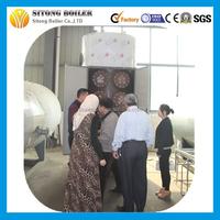 500L milk industry sterilize electric heat water boiler, sterilize milk boiler 500L