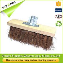 Cleaning wooden floor brush