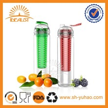 New Tritan Fruit Infuser Water Bottle