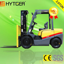 2000Kg Light Weight Small Hydraulic Diesel Pallet Forklift Truck