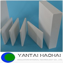 High quality high strength calcium silicate board/pipe cover/clab/sheet for buildings from Yantai biggest supplier