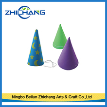 Custom Size Colorful Children EVA party hat