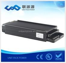 Popular e-bicycle li ion battery 36v 10ah for ebike 36V samsung 18650 battery packs