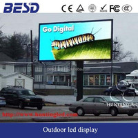 sports perimeter p8 outdoor led display panel sports arena led display screen signs