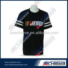 fashion design sublimated T-shirt supplier tshirt popular