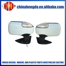 plastic car parts mould for rear view mirror/outside rear view mirror/custom rear view mirrors