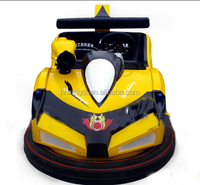 Chinese Wholesale amusement Indoor Inflatable Coin operated mini kids battery bumper car price for sale