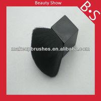 New design high quality kabuki brush with square ferrule,square kabuki powder makeup brush,factory direct supply