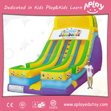 Inflatable toys water bouncy slide creative design custom jumper for sale
