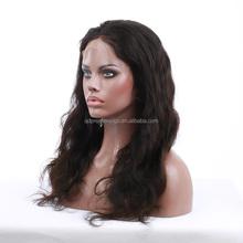 2015 Fashion Human Hair Wig Brazilian Hair Lacefront Wigs For Women