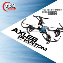 AXLES PHANTOM Hand-throw 2.4G 4CH RC 9-Axis Gyro Drone Featured With Headless Mode UAV Quadrocopter