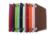 New 2015 Colorful Fashion For Apple for New IPad Case Pu Leather Cute Cover Case For IPad