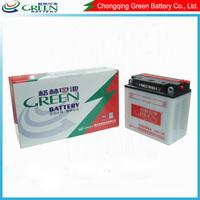 The high quality lead-acid 12v 7ah motorcyle battery