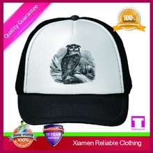 Trade assurance new design cheapest comfortable printed fashion fabric black and white nepal hat