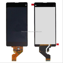 original for Xperia Z1 mini lcd display +touch screen digitizer