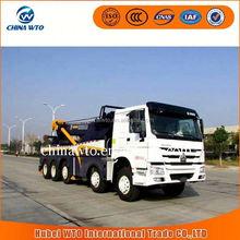 5 eixos heavy duty guincho / caminhões de reboque caminhão guincho / guincho para venda