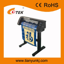 COTEK vinyl cutters with large english lcd display screen