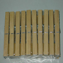 Alta demanda produtos de importação mini prendedores de roupa de madeira