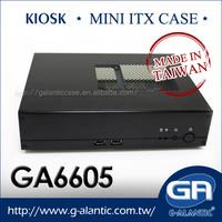 GA6605 mini itx htpc mini pc case