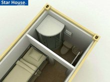 prefabricated mobile container house