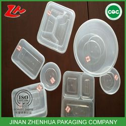 disposable oven and microwave safe food containers
