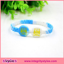 New Fashional Colorful Eagle Custom Shape Silicone Bracelets