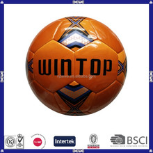 China supplier brand PU world cup soccer ball