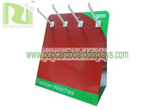 Hot Selling Cardboard Display Shelf /counter Display/paper Display For Watch,Wrist Watch Showcase