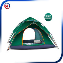 Waterproof Automatic Outdoor 4 Person Instant Camping Family Tent /automatic camping