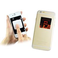mobile phone handy screen cleaner charm