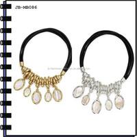 2014 Fashion Metal Wrap Bracelet With Charms