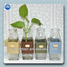 Innovation glass vase