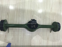 tribike rear axle electric rickshaw rear axle , electric tricycle for passenger