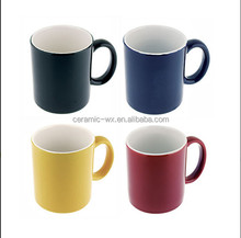 Wholesae China Supplier 2 Tones Color Sublimation Ceramic Type Design Your Own Mug,Photo Mugs, Photo Gifts For Promotion