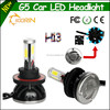 Ultra bright Patented Product G5 80w 8000LM p43t hi lo car led headlight h13