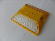 Factory outlet super bright lattice reflectors plastic road stud