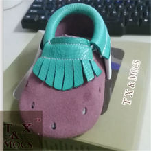 alibaba new arrival soft leather baby shoes manufacturer flat shoes for agents