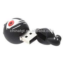 64GB PVC Ninja Stars USB Pen Drive Wholesale China