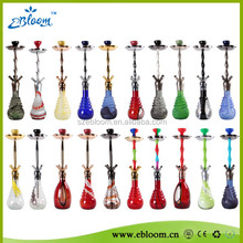 shisha colored smoke dubai al fakher 2015 new design amya brand zinc shisha
