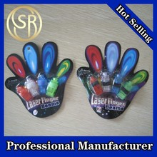 Magic LED finger light flashing finger for Party supplies wholesale promotional