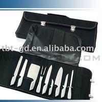 Stainless steel 10 pcs kitchen knife set