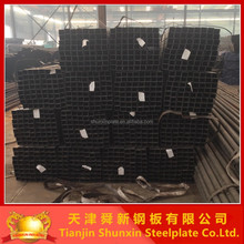HS code 16x16mm CR square steel pipe