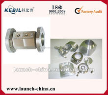 safty package metal craft CNC cast iron