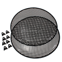 Audio SubWoofer Speaker Grill Grille Protector Guard Cover