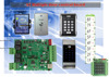 ST RFID Access Control System Demo Kit and product briefcase